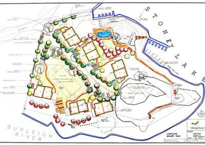 Resort Site Plan